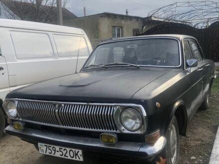 Черный ГАЗ 24, объемом двигателя 2.4 л и пробегом 11 тыс. км за 1000 $, фото 1 на Automoto.ua