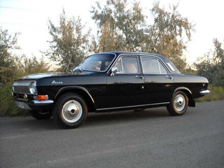 Черный ГАЗ 24, объемом двигателя 2.5 л и пробегом 100 тыс. км за 15000 $, фото 1 на Automoto.ua