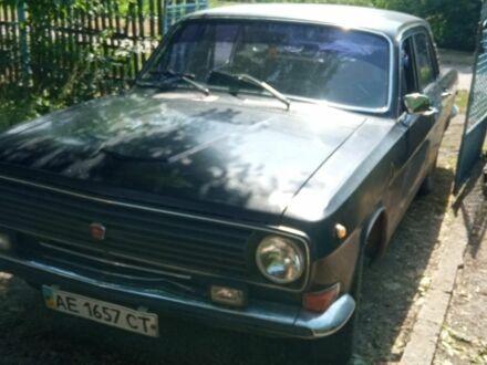 Черный ГАЗ 24, объемом двигателя 2.5 л и пробегом 1 тыс. км за 400 $, фото 1 на Automoto.ua
