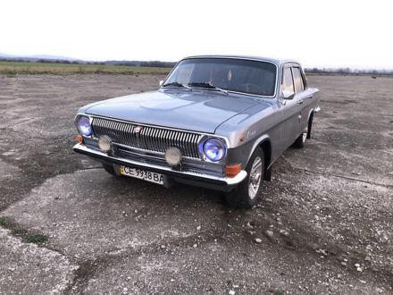 Серый ГАЗ 24, объемом двигателя 2.4 л и пробегом 33 тыс. км за 1800 $, фото 1 на Automoto.ua