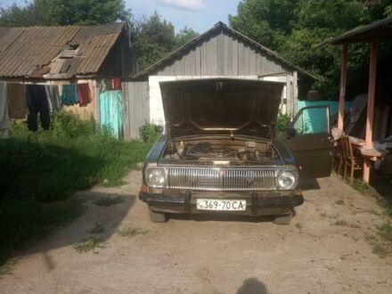 Серый ГАЗ 24, объемом двигателя 2.4 л и пробегом 10 тыс. км за 783 $, фото 1 на Automoto.ua