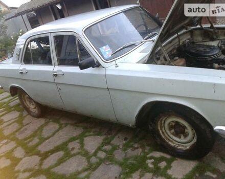 Білий ГАЗ 24, об'ємом двигуна 2.4 л та пробігом 180 тис. км за 1000 $, фото 1 на Automoto.ua