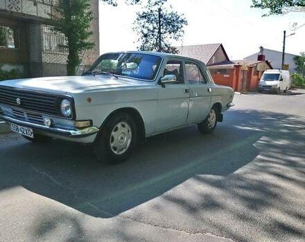 Серый ГАЗ 24, объемом двигателя 2.44 л и пробегом 9 тыс. км за 1200 $, фото 1 на Automoto.ua