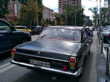 Чорний ГАЗ 2401, об'ємом двигуна 2.44 л та пробігом 80 тис. км за 1600 $, фото 1 на Automoto.ua