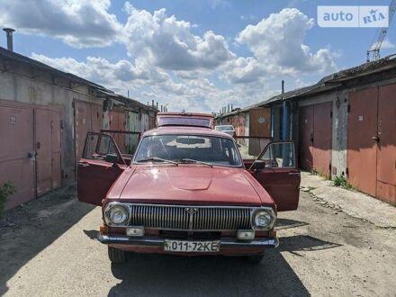 Красный ГАЗ 2402, объемом двигателя 0 л и пробегом 520 тыс. км за 1000 $, фото 1 на Automoto.ua