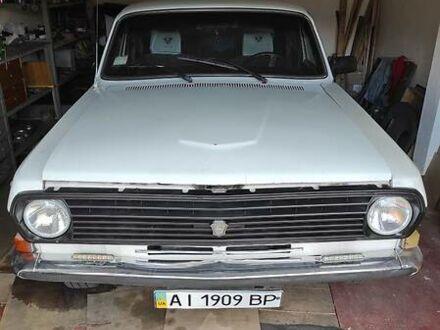 Белый ГАЗ 2410, объемом двигателя 2.4 л и пробегом 250 тыс. км за 900 $, фото 1 на Automoto.ua