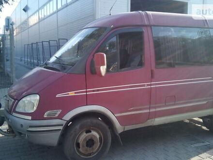 Красный ГАЗ 2705 Газель, объемом двигателя 2.5 л и пробегом 215 тыс. км за 4000 $, фото 1 на Automoto.ua
