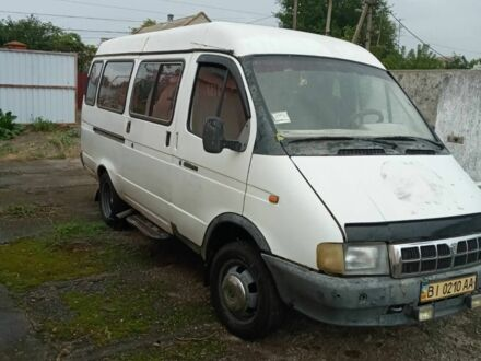 Білий ГАЗ 2818 Газель, об'ємом двигуна 2.9 л та пробігом 15 тис. км за 1500 $, фото 1 на Automoto.ua