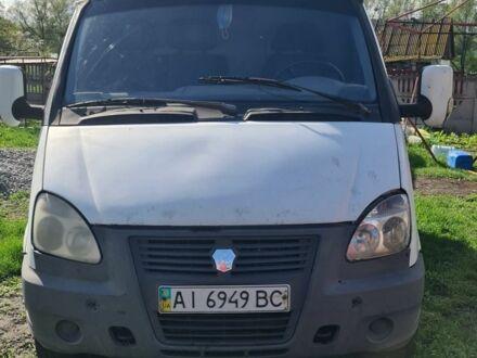 Білий ГАЗ 2818 Газель, об'ємом двигуна 2 л та пробігом 20 тис. км за 2350 $, фото 1 на Automoto.ua