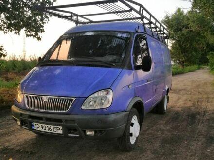 Синій ГАЗ 2818 Газель, об'ємом двигуна 2.89 л та пробігом 250 тис. км за 2450 $, фото 1 на Automoto.ua
