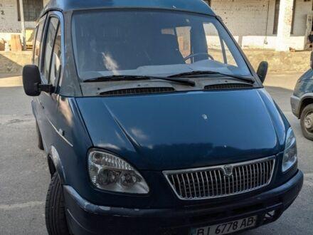 Синій ГАЗ 2818 Газель, об'ємом двигуна 2.9 л та пробігом 1 тис. км за 1700 $, фото 1 на Automoto.ua