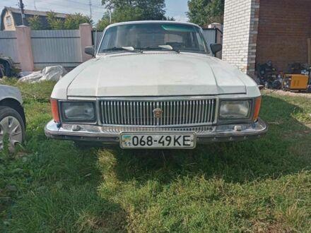 Білий ГАЗ 3102, об'ємом двигуна 2.5 л та пробігом 50 тис. км за 800 $, фото 1 на Automoto.ua