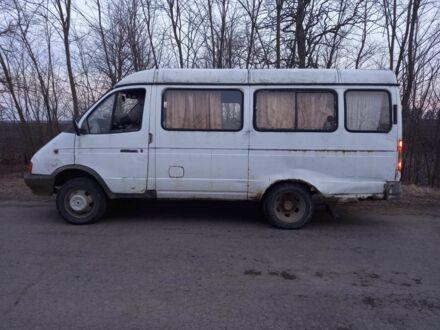 Білий ГАЗ 3102, об'ємом двигуна 2.4 л та пробігом 100 тис. км за 373 $, фото 1 на Automoto.ua