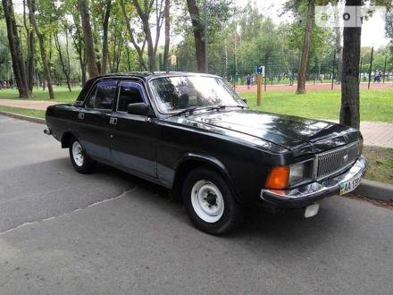 Чорний ГАЗ 3102, об'ємом двигуна 2.4 л та пробігом 127 тис. км за 1800 $, фото 1 на Automoto.ua