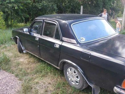Чорний ГАЗ 3102, об'ємом двигуна 2.5 л та пробігом 1 тис. км за 2100 $, фото 1 на Automoto.ua