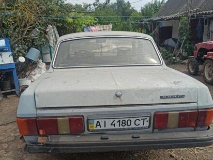 Сірий ГАЗ 3102, об'ємом двигуна 2.4 л та пробігом 1 тис. км за 800 $, фото 1 на Automoto.ua