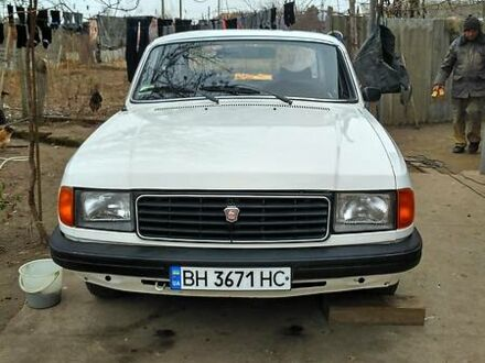 Білий ГАЗ 31029, об'ємом двигуна 2.4 л та пробігом 160 тис. км за 1990 $, фото 1 на Automoto.ua
