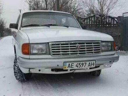 Белый ГАЗ 31029, объемом двигателя 2.45 л и пробегом 161 тыс. км за 1000 $, фото 1 на Automoto.ua