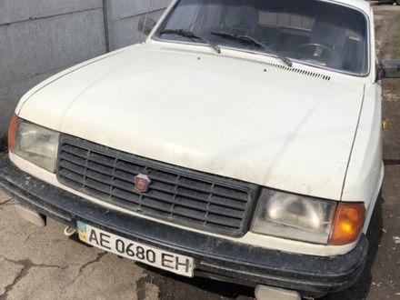 Белый ГАЗ 31029, объемом двигателя 2.5 л и пробегом 100 тыс. км за 1072 $, фото 1 на Automoto.ua