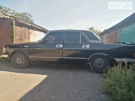 Чорний ГАЗ 31029, об'ємом двигуна 2.5 л та пробігом 75 тис. км за 2800 $, фото 1 на Automoto.ua