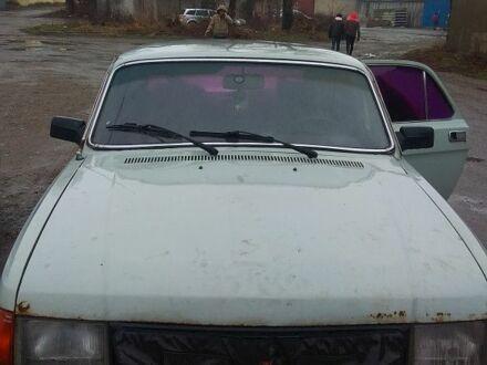 Серый ГАЗ 31029, объемом двигателя 2.45 л и пробегом 1 тыс. км за 900 $, фото 1 на Automoto.ua