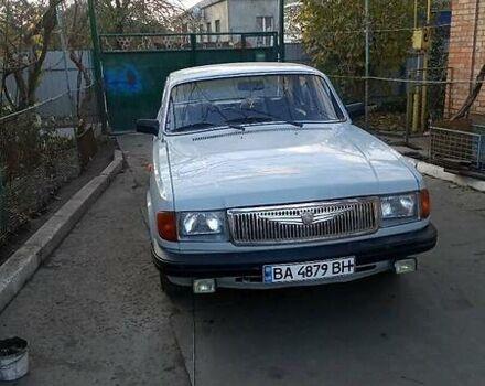 Серый ГАЗ 31029, объемом двигателя 2.4 л и пробегом 111 тыс. км за 1400 $, фото 1 на Automoto.ua