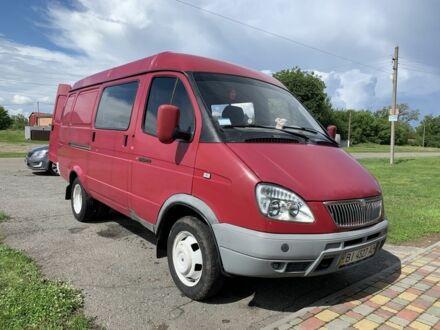 Червоний ГАЗ 3105, об'ємом двигуна 2.3 л та пробігом 98 тис. км за 4800 $, фото 1 на Automoto.ua