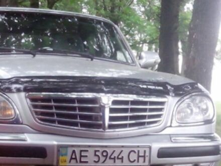 Сірий ГАЗ 3105, об'ємом двигуна 2.3 л та пробігом 1 тис. км за 2000 $, фото 1 на Automoto.ua