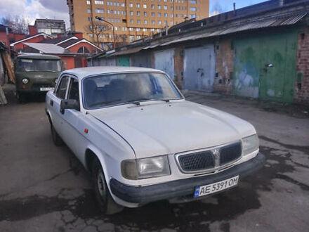 Белый ГАЗ 3110, объемом двигателя 2.4 л и пробегом 97 тыс. км за 1700 $, фото 1 на Automoto.ua