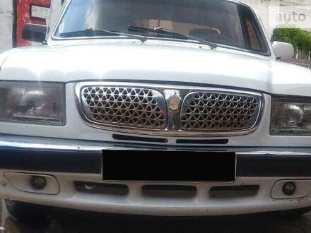 Белый ГАЗ 3110, объемом двигателя 2.3 л и пробегом 62 тыс. км за 2800 $, фото 1 на Automoto.ua