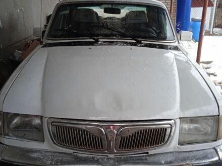 Белый ГАЗ 3110, объемом двигателя 2.4 л и пробегом 170 тыс. км за 1300 $, фото 1 на Automoto.ua