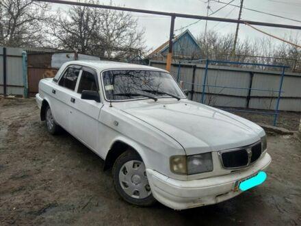 Белый ГАЗ 3110, объемом двигателя 2.45 л и пробегом 219 тыс. км за 1493 $, фото 1 на Automoto.ua