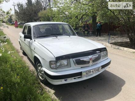 Белый ГАЗ 3110, объемом двигателя 0 л и пробегом 21 тыс. км за 3650 $, фото 1 на Automoto.ua