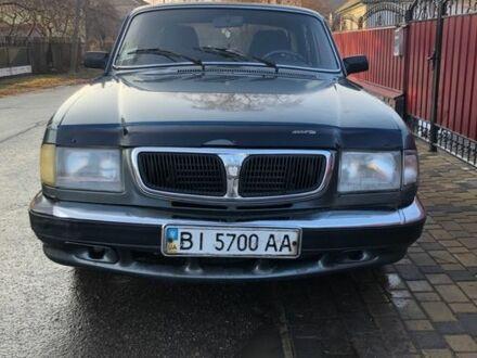 Серый ГАЗ 3110, объемом двигателя 2.4 л и пробегом 401 тыс. км за 2506 $, фото 1 на Automoto.ua