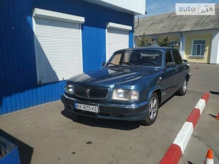 Синій ГАЗ 3110, об'ємом двигуна 2.3 л та пробігом 65 тис. км за 3500 $, фото 1 на Automoto.ua