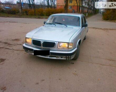 Серый ГАЗ 3110, объемом двигателя 2.4 л и пробегом 137 тыс. км за 2300 $, фото 1 на Automoto.ua