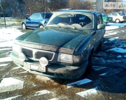 Зелений ГАЗ 3110, об'ємом двигуна 2.3 л та пробігом 160 тис. км за 1700 $, фото 1 на Automoto.ua