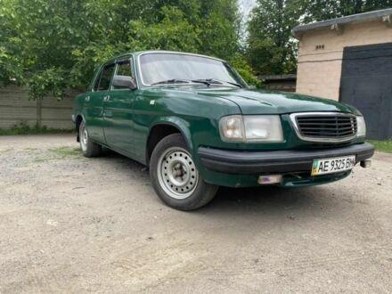 Зеленый ГАЗ 3110, объемом двигателя 2.45 л и пробегом 90 тыс. км за 2000 $, фото 1 на Automoto.ua