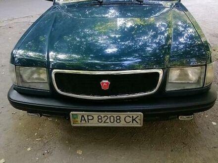 Зеленый ГАЗ 3110, объемом двигателя 2.4 л и пробегом 40 тыс. км за 2300 $, фото 1 на Automoto.ua