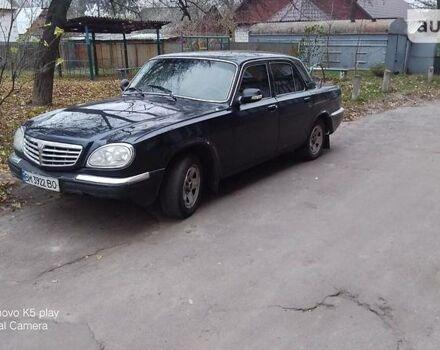 Черный ГАЗ 31105, объемом двигателя 2.4 л и пробегом 200 тыс. км за 2994 $, фото 1 на Automoto.ua