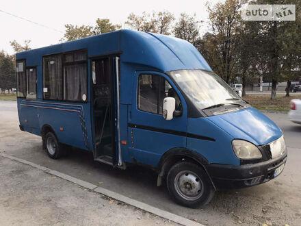 Синій ГАЗ 3221 Газель, об'ємом двигуна 2.5 л та пробігом 100 тис. км за 2600 $, фото 1 на Automoto.ua