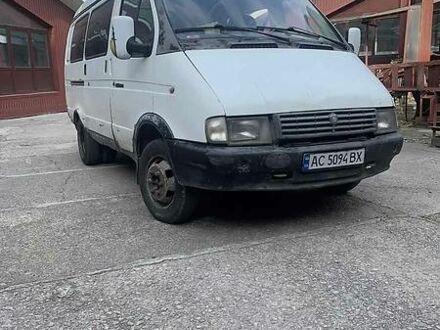 Белый ГАЗ 32212, объемом двигателя 2.4 л и пробегом 300 тыс. км за 1500 $, фото 1 на Automoto.ua