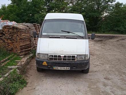 Білий ГАЗ 32213 Газель, об'ємом двигуна 2.5 л та пробігом 100 тис. км за 1500 $, фото 1 на Automoto.ua