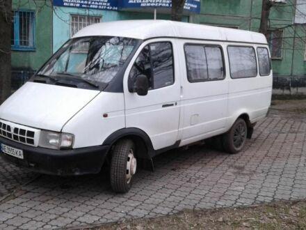 Білий ГАЗ 32213 Газель, об'ємом двигуна 0 л та пробігом 168 тис. км за 1600 $, фото 1 на Automoto.ua