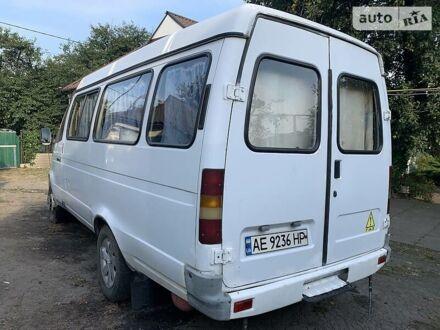 Белый ГАЗ 32213 Газель, объемом двигателя 2.9 л и пробегом 139 тыс. км за 2900 $, фото 1 на Automoto.ua