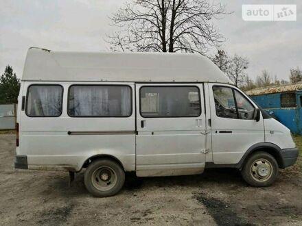 Белый ГАЗ 32213 Газель, объемом двигателя 0 л и пробегом 1 тыс. км за 2000 $, фото 1 на Automoto.ua