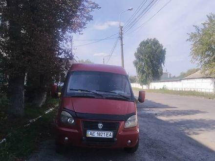 Червоний ГАЗ 32213 Газель, об'ємом двигуна 2.3 л та пробігом 78 тис. км за 2750 $, фото 1 на Automoto.ua