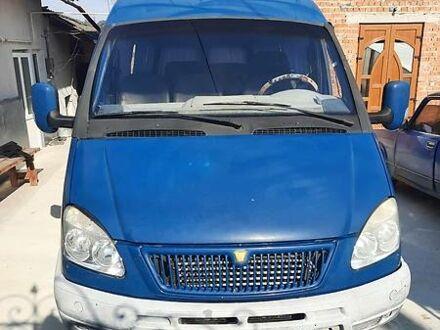 Синій ГАЗ 32213 Газель, об'ємом двигуна 0 л та пробігом 98 тис. км за 4000 $, фото 1 на Automoto.ua
