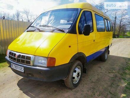 Оранжевый ГАЗ 32213 Газель, объемом двигателя 2.4 л и пробегом 150 тыс. км за 2850 $, фото 1 на Automoto.ua