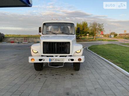 Белый ГАЗ 33-07, объемом двигателя 4.25 л и пробегом 220 тыс. км за 6000 $, фото 1 на Automoto.ua